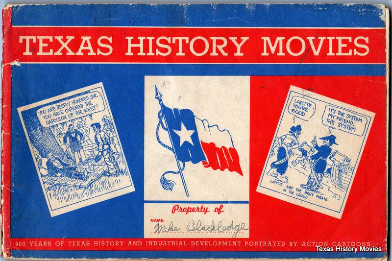 Cover - Texas History Movies
