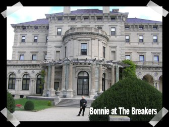 Bonnie at The Breakers