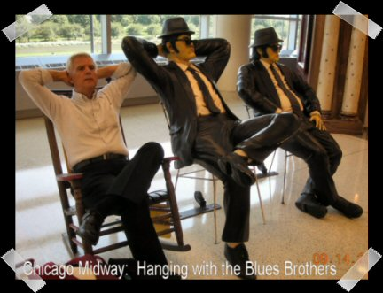 Hangin' With the Blues Bros.