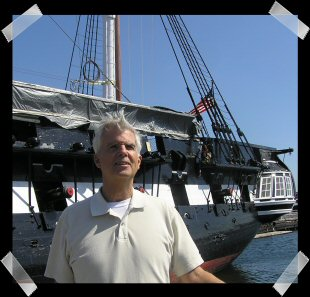 "Ignatius at USS Constitution ""Old Ironsides"""